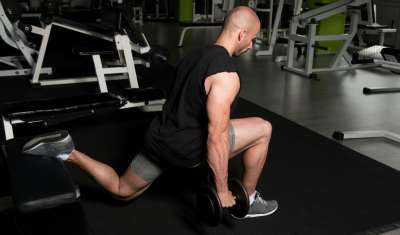 The Fastest Way To Make Your Glutes Burn At The Gym