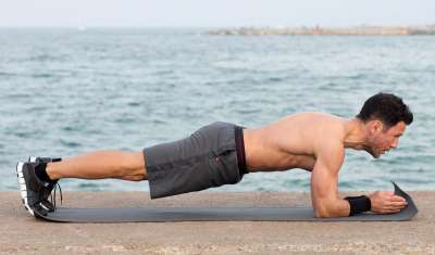 variation of planks