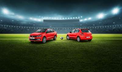 Sports Editions Of Volkswagen's Polo, Ameo And Vento Launched In India