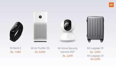 Xiaomi New Launch