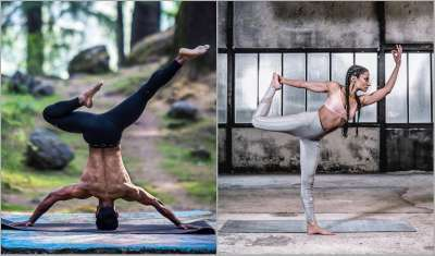 featured image yoga day