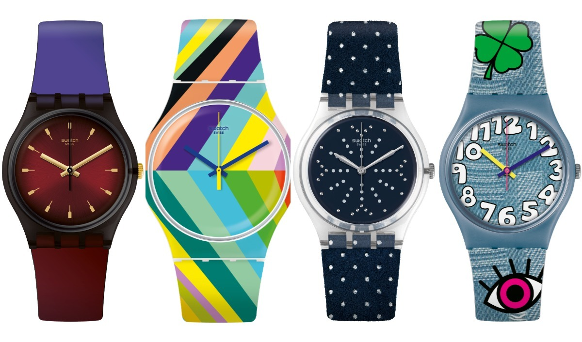 Swatch Launch