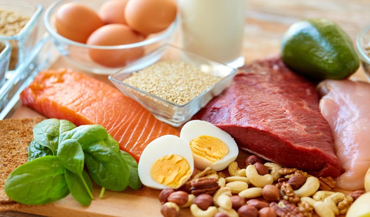 Symptoms of vitamin deficiency